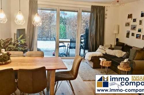 2 Zimmer Wohnung in absoluter Ruhelage mit Eigengarten!