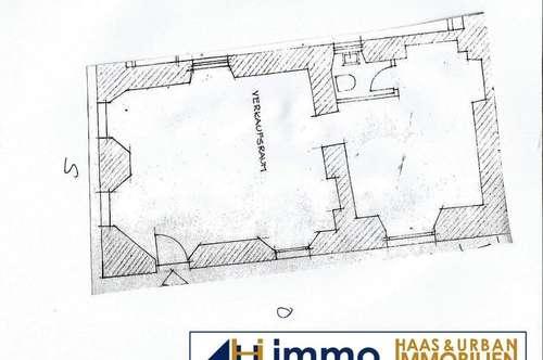 Telfs –Zentrumslage : Gepflegtes Geschäftslokal, 54m² Nfl, kostenlose Parkmöglichkeit in unmittelbarer Umgebung, ab 1.4.2019
