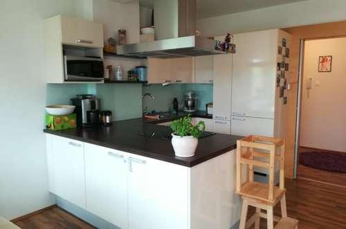 2-Zimmer-Wohnung mit ausgezeichneter Besonnung, Aussicht und Ruhelage