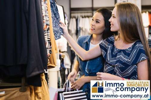 1050 Wien - Branchenfreies Geschäftslokal auf frequentierter Einkaufsstraße zu übergeben!