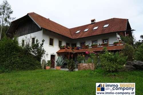 Landhaus mit Weitblick im Nahbereich von Linz