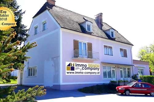 Großes Einfamilienhaus, ehemaliges Geschäftslokal – Viel, viel Platz für Sie und Ihre Familie! Wir sind exklusiv mit der Vermarktung dieser Immobilie beauftragt!