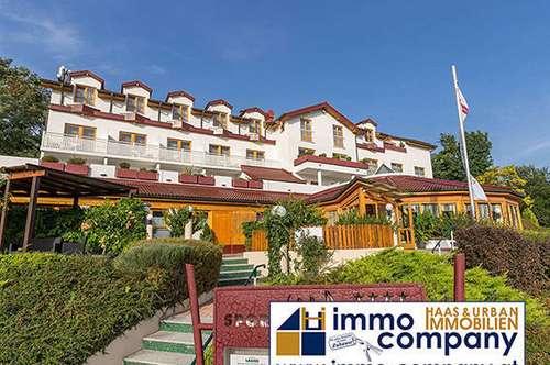 Hotelanlage nahe Loipersdorf Therme