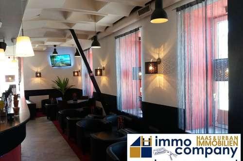 ** MARIAHILF: Café-Bar neben Hotel !! **