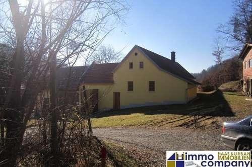 Großer Vierkanthof mit tollem Innenhof im Bezirk Jennersdorf - 79.000,--