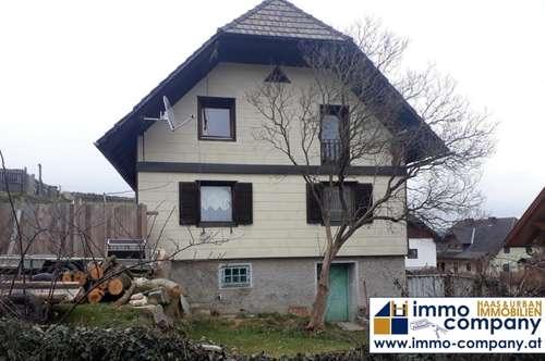Weiz/Birkfeld, Einfamilienhaus in sonniger Ruhelage mit enormen Potential, 2650 m² Grund