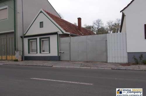 Einfamilienhaus günstig zum kaufen in Oberrabnitz Bezirk Oberpullendorf