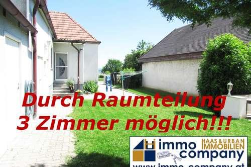 10 Minuten nach Eisenstadt! Eigenheim in Bahngemeinde/Ruhelage! 2 Zufahrtsmöglichkeiten!