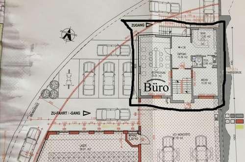 Mils: Renoviertes Lager oder Büro im Gewerbepark