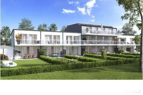Noch diesen Sommer in Ihre neue Garten- Maisonettewohnung einzeihen!