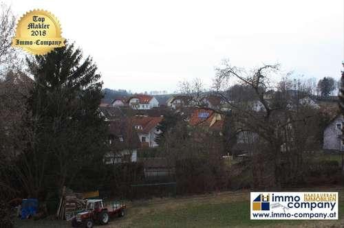 ** * Krumbach - Bucklige Welt *** NEUER PREIS !!! Grundstück mit ca. 993 m² und wunderschöner Aussicht über den Ort