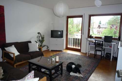 2 - Zimmer-Wohnung mit Balkon in Freilassing/D, 55 m2