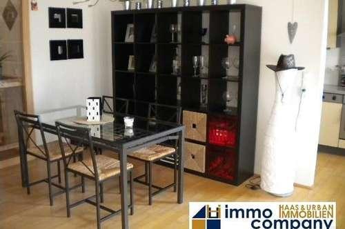 ABSAM gepflegte 4 Zimmerwohnung mit sonniger Süd-/Westausrichtung