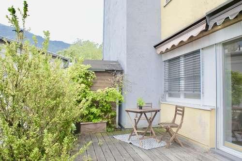 KUFSTEIN Zentrumslage: großzügige exklusive 3 Zimmer Wohnung - Dachterrasse