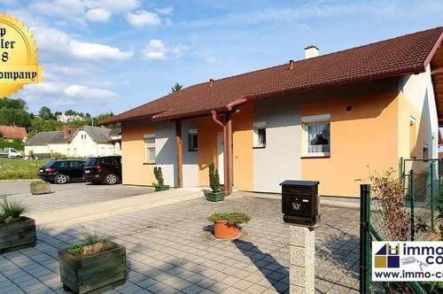 Wunderschönes Einfamilienhaus Bj. 2008 – Grün und ruhig in Ortsrandlage. Wfl. ca. 115m² – Grundstück ca. 1090m² – 248.000 Euro!
