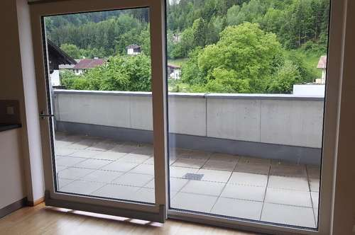 Wattens neuwertige 3 Zimmerwohnung mit terrassenartigem Balkon & 2 Tiefgaragenplätzen