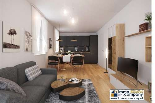 Öblarn, Eigentumswohnung, Zweitwohnsitzfähig, 57,51m²