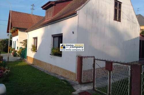 Idyllisches kleines Haus nahe Badesee Burg