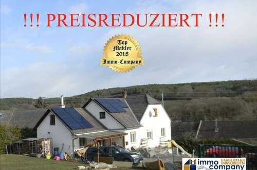 ***** Olbendorf - Untermühl - Thermenregion Stegersbach - Haus mit viel Grund