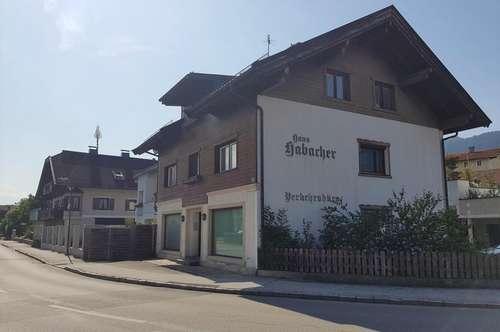 Wohn- und Geschäftshaus in Breitenbach am Inn