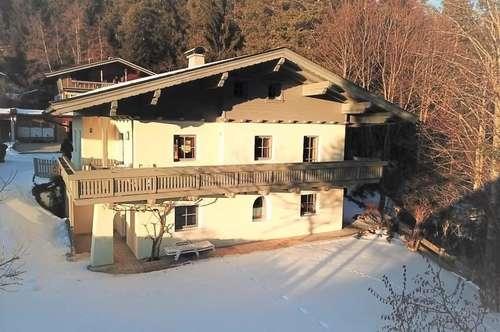 Einfamilienhaus in traumhafter Ruhelage in Ellmau zu vermieten