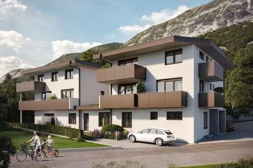4-Zimmer Dachgeschosswohnung Top W9 - Langkampfen