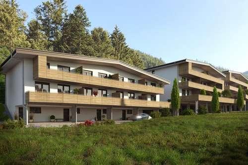 3-Zimmer Wohnung im Obergeschoß, Top W 6 - wohnbaugefördert