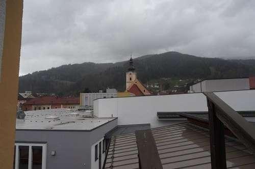 Tolle Stadtwohung mit großer Dachterrasse