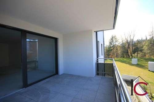 Neuwertige vermietete 2-Zimmer-Eigentumswohnung mit Balkon in St. Martin