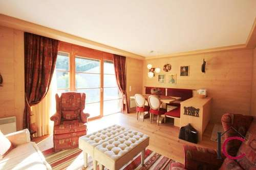 Traumhaftes, luxuriös ausgestattetes Landhausappartement mit überdachter Terrasse