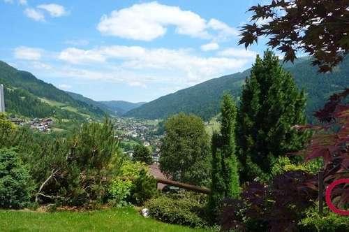 Gepflegtes Landhausvilla in bester Lage am Bad Kleinkirchheimer Sonnenhang
