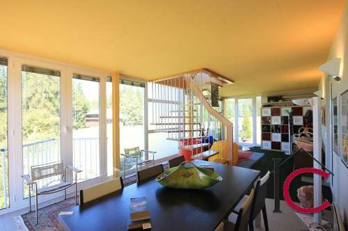 Großes Mehrfamilienhaus in idyllisch ruhiger Sonnenlage am Mirnock