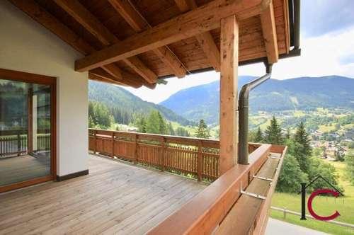 Neue Maisonettewohnung mit 3 Balkonen und traumhaften Panoramablick (Top 3)