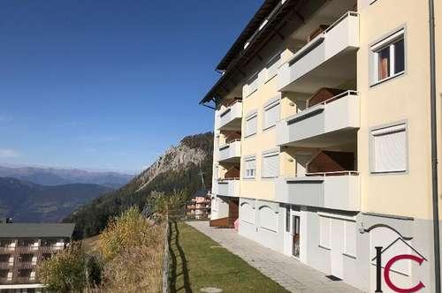 Schönes 2-Zimmer-Appartement mit Loggia und traumhafter Aussicht