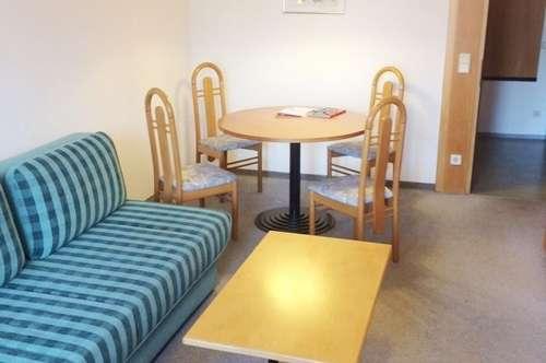 Möblierte 2-Zimmer-Mietwohnung mit Balkon im beliebten Kurgebiet in Villach