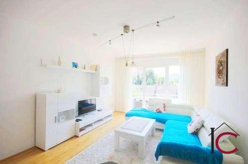 Gepflegte 3-Zimmer-Mietwohnung mit Balkon in ruhiger und sonniger Zentrumslage
