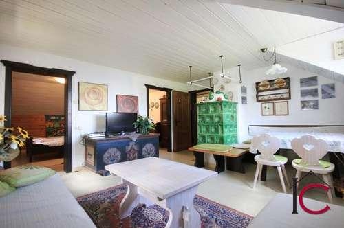 Gemütliches 3-Zimmer-Ferienappartement mit Balkon in unmittelbarer Skiliftnähe