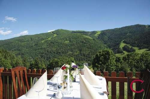 Schönes 3*** Hotel mit gediegenem Restaurant am Sonnenhochplateau in Bad Kleinkirchheim