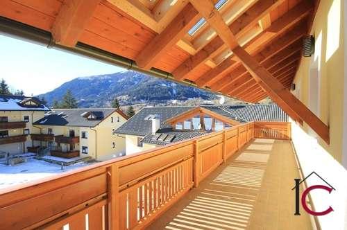 Schöne 4-Zimmer-Wohnung mit Mansarde sowie großer Terrasse