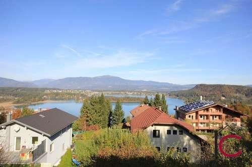 Gediegenes Wohnhaus mit zwei Einliegerwohnungen in traumhafter Faakersee-Aussichtslage