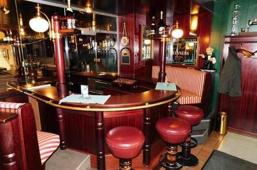 Guinness Pub Cafe voll eingerichtet