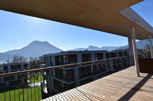 Penthouse-Wohnung in zentraler Lage