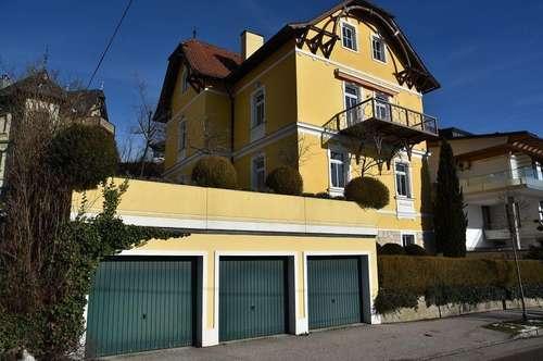 Klassische Villa mit Panoramablick!