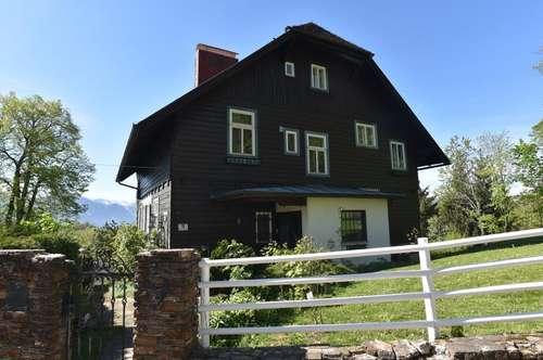 Charmantes Haus in TOPLAGE mit malerischem Ausblick