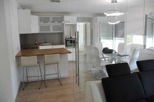 Modern eingerichtete Wohnung - Ortszentrum - sofort beziehbar !!!