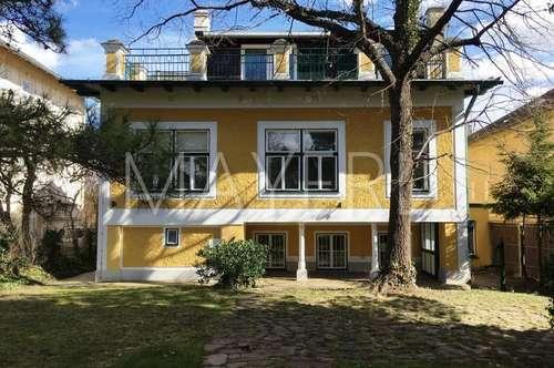 Freistehende Villa in Mödling