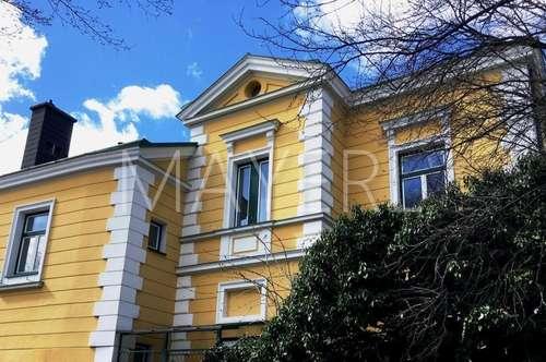 Erstbezug nach Renovierung - Villa in Mödling