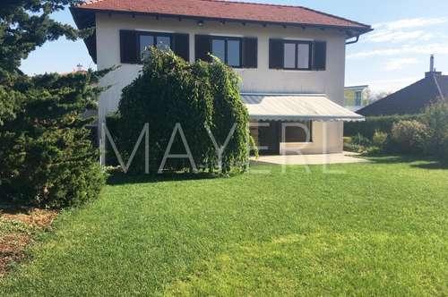 Einfamilienhaus mit großartigem Blick in die Weingärten