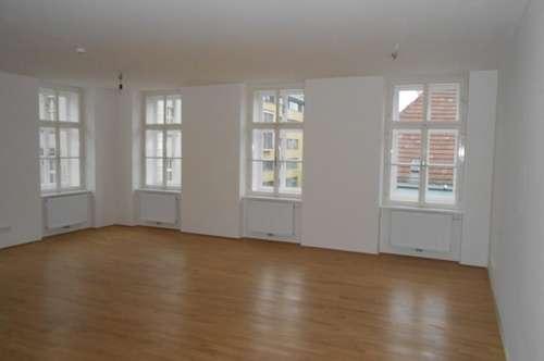 Moderne Wohnung in schönem Stilhaus