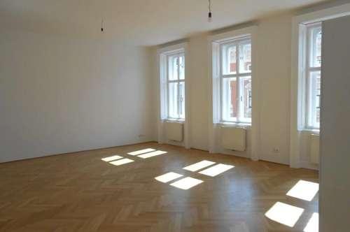 Wohnung mit 2 Terrassen und Wintergarten  in gepflegten Altbau -  unbefristet